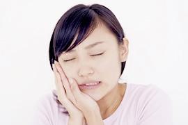 歯周病の症状チェックのイメージ