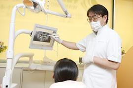 歯周病の初期治療とは?のイメージ