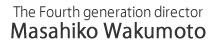 四代目院長 MASAHIKO WAKUMOTO